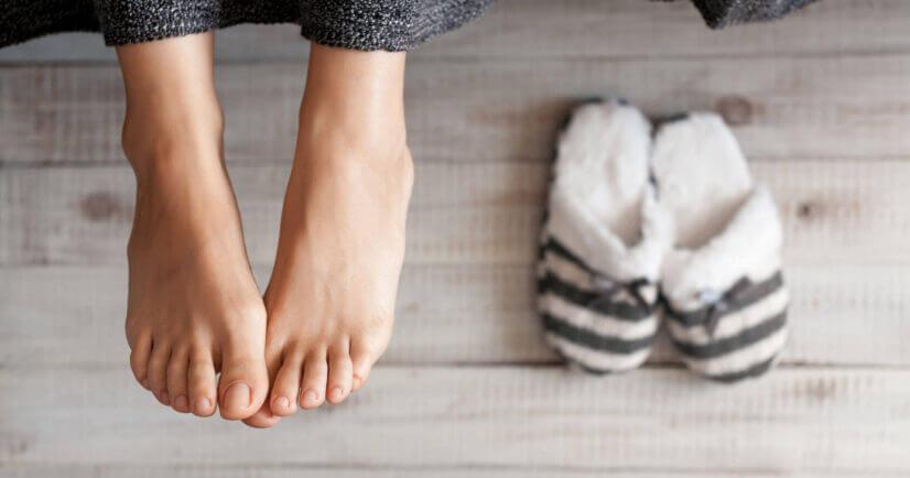 Talvijalat - Kärsitkö kuivasta jalkojen ihosta?