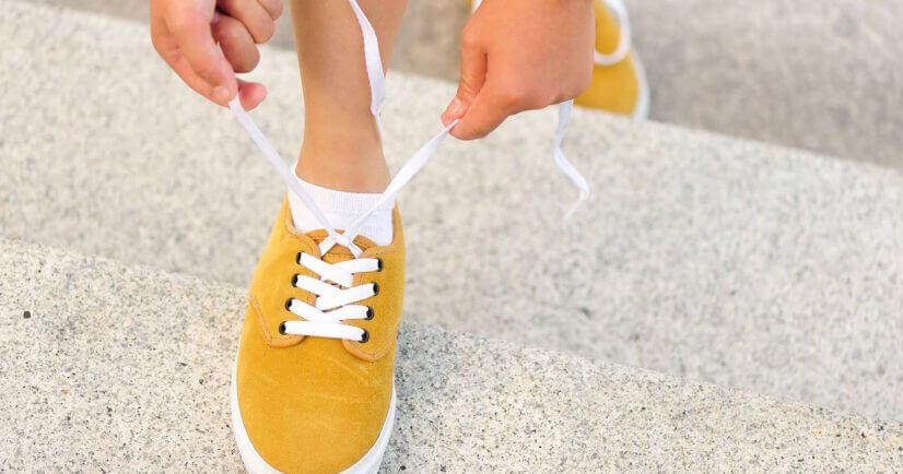 Mitä sinun tulisi huomioida kenkiä ostaessa?