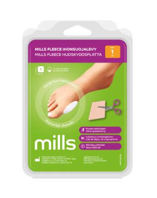 Mills Fleece ihonsuojalevy