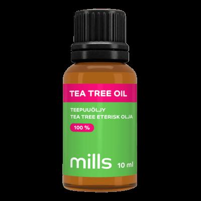 Mills Teepuuöljy