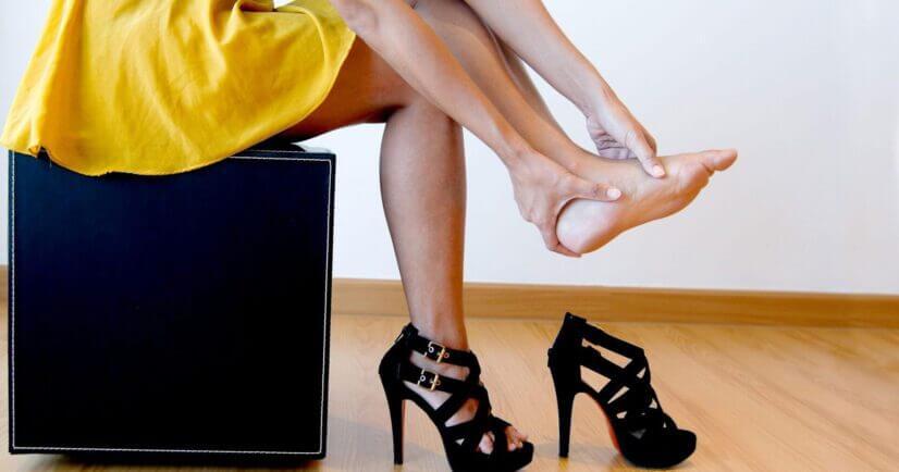 Jalkavaivat ja juhlakengät - Kuinka välttyä hiertymiltä juhliessa?