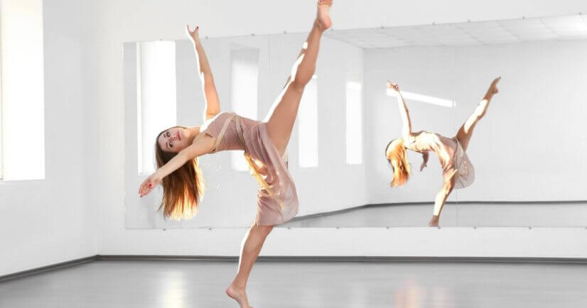 Tanssijan jalkaongelmat